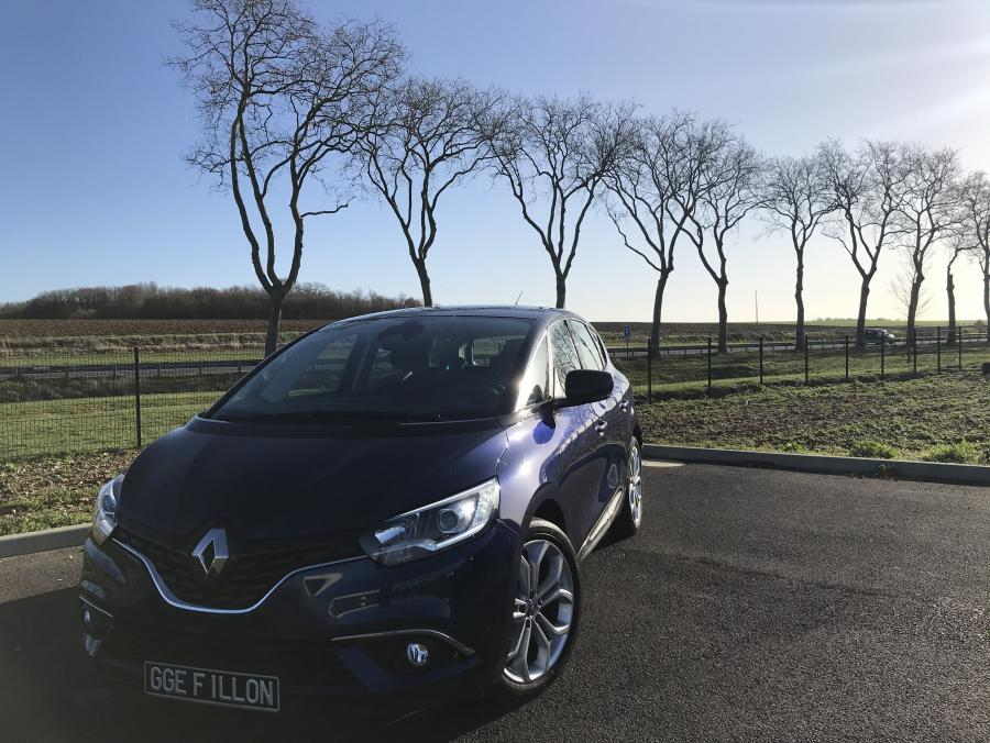 photo RENAULT SCENIC 4 BUSINESS TCE 140ch