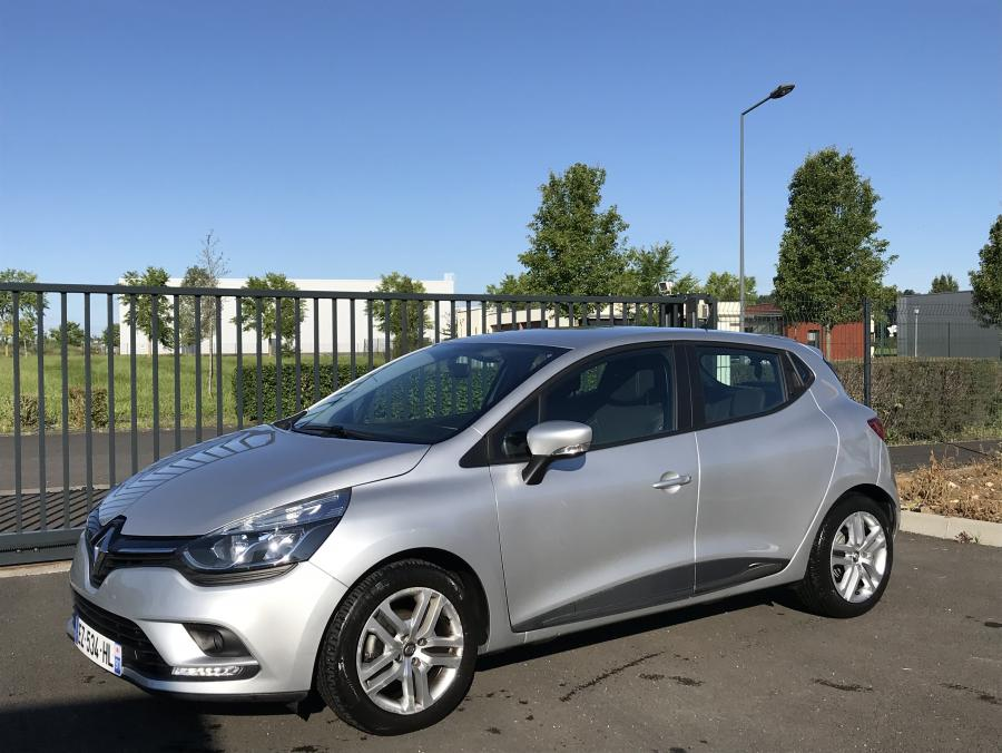 photo RENAULT CLIO 4 BUSINESS TCE 75ch