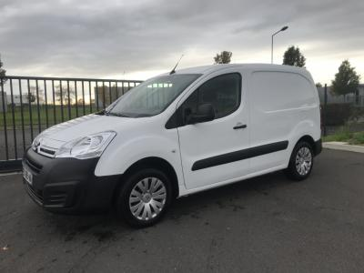 Photo CITROEN BERLINGO BUSINESS 1.6 BLUE HDI 100ch