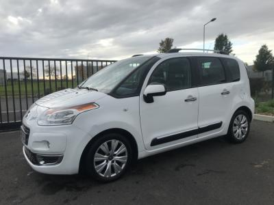 Photo CITROEN C3 PICASSO EXCLUSIVE 1.6 HDI 92ch