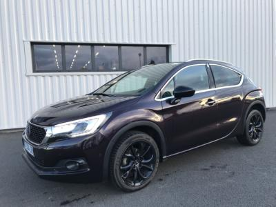 Photo DS4 CROSSBACK SPORT CHIC 1.6 BLUE HDI 120ch