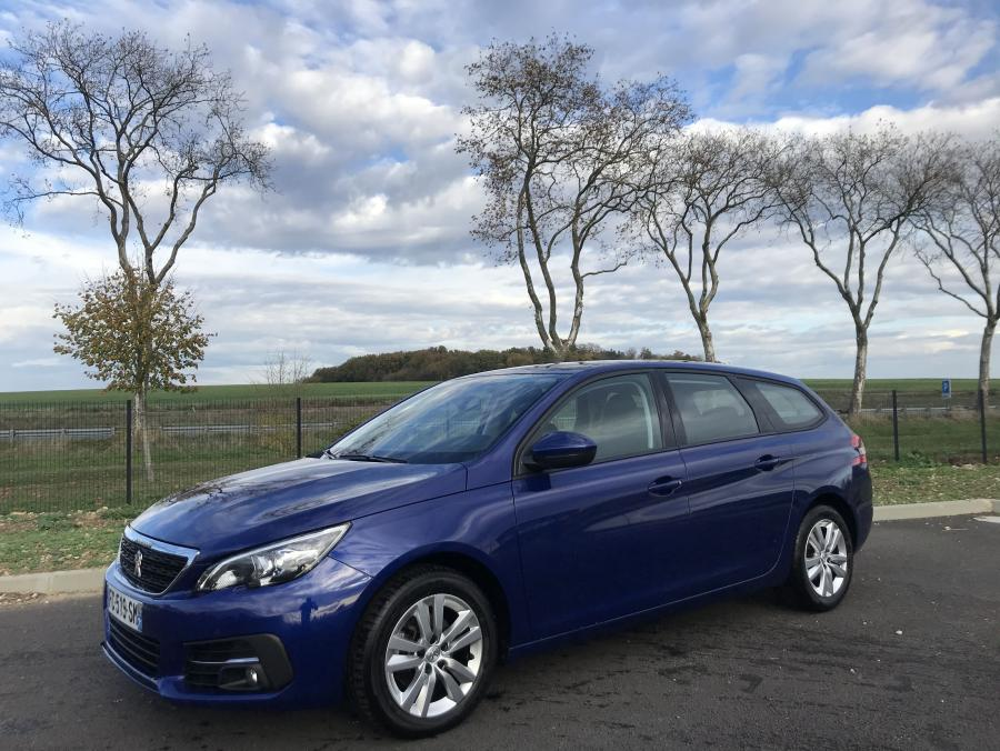 photo PEUGEOT 308 SW ACTIVE BUSINESS 1.6 BLUE HDI 130ch - EAT 8