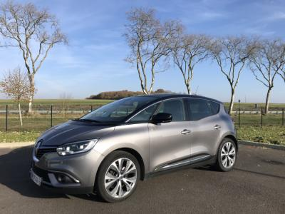 Photo RENAULT SCENIC 4 INTENS DCI 110ch - HYBRID ASSIST