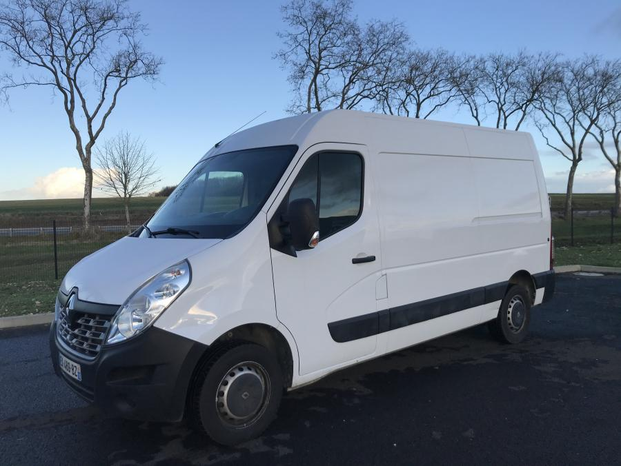 photo RENAULT MASTER L2H2 DCI 130ch GRAND CONFORT