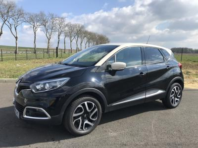 Photo RENAULT CAPTUR INTENS 1.5 DCI 90ch