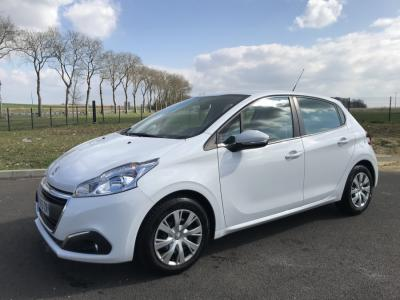 Photo PEUGEOT 208 AFFAIRE PACK CLIM 1.6 BLUE HDI 100ch