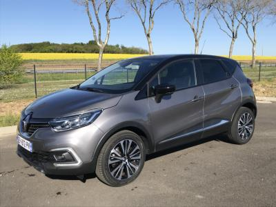 Photo RENAULT CAPTUR INITIALE PARIS 1.5 DCI 110ch