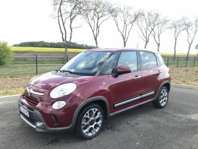 Photo FIAT 500L TREKKING LOUNGE BUSINESS Multi 1,6 16v - Diesel - 120ch