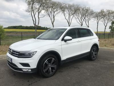 Photo VOLKSWAGEN TIGUAN CARAT EXECUTIVE 2.0 TDI 150ch - DSG7