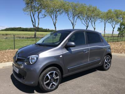 Photo RENAULT TWINGO INTENS TCE 90ch